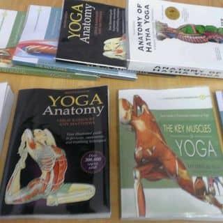 Sách tập yoga của thulinh2k tại Thái Bình - 2949822