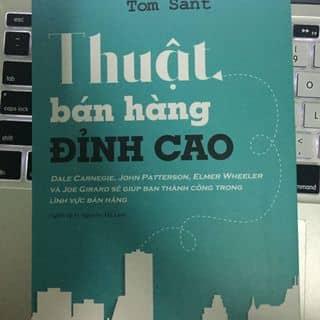 Sách Thuật bán hàng đỉnh cao của honhi13 tại Thừa Thiên Huế - 2246894