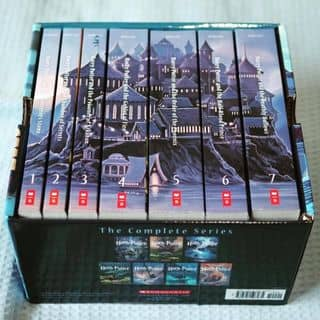 Sách Tiếng Anh - Sách Ngoại Văn - Sách Cũ - Special Edition Harry Potter Box Set của crystalnguyen1995 tại Hồ Chí Minh - 2898487