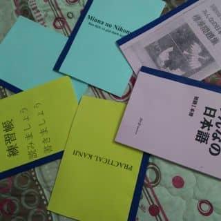 Sách tiếng nhật của maiphuongly tại Nam Định - 1685884
