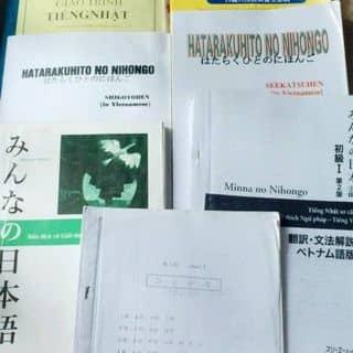 Sách tiếng nhật😘cơ mà hong bán đouu nhaa❤❤ của phamanh304 tại Nam Định - 2532971