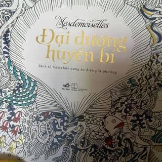 sách tô màu đại dương huyền bí của daoqui5961 tại Bến Tre - 2338434