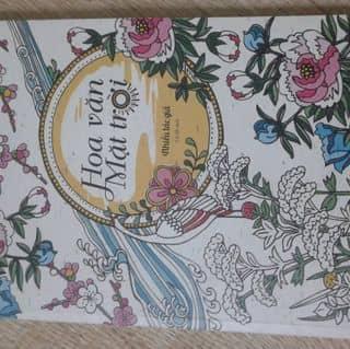 Sách tô màu Hoa Văn Mặt Trời của nguyentuyet56 tại Hồ Chí Minh - 1536805