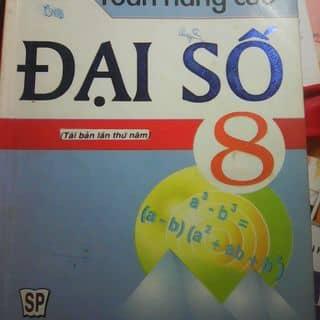 Sách toán nâng cao lớp8 của ankhanh56 tại Đắk Lắk - 2069632