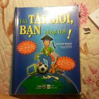 Sách Tôi tài giỏi bạn cũng thế của Adam Khoo của hiensugar1 tại Nam Định - 2924120
