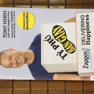 Sách Tỷ phú bán giày - SÁCH ĐA SỐ ĐÃ HẾT HÀNG TẠI MỌI NƠI của rophuongnamdang2101 tại Đà Nẵng - 3389319