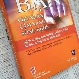 Sách Y Học - Sách Cũ của hang_anh tại Hồ Chí Minh - 2672407