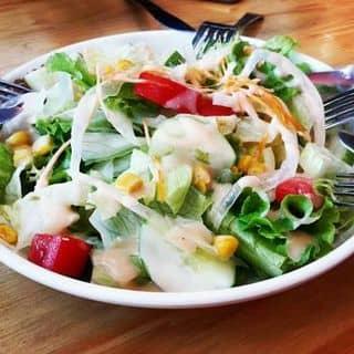 Salad rau trộn của gai4869 tại 225 Phan Đình Phùng, Phan Đình Phùng, Thành Phố Thái Nguyên, Thái Nguyên - 2205769