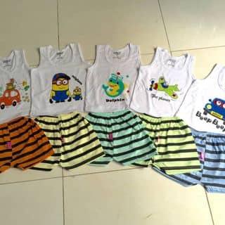 Sale set đồ cho bé từ 8-12kg của htbabyshop tại Hồ Chí Minh - 3834279