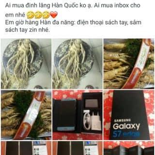 Sâm Hàn Quốc và Điện thoại Hàn của nguyenhiennd tại Shop online, Huyện Xuân Trường, Nam Định - 2698993