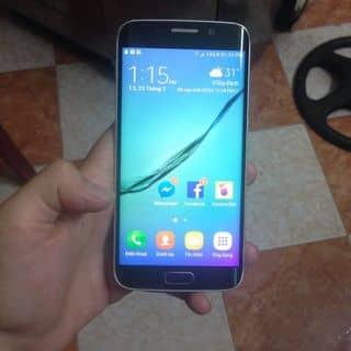 Samsung S6 edge 64gb phiên bản xnh lục bảo của yeuemhaxephagdjcug tại Bình Dương - 2669809