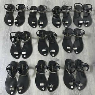 Sandal hình thật  của heoutranthi tại 194 Hùng Vương,  Ngãi Giao, Huyện Châu Đức, Bà Rịa - Vũng Tàu - 2940921