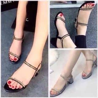 Sandal xích gót 3p của vynguyen0589 tại Đà Nẵng - 1945336