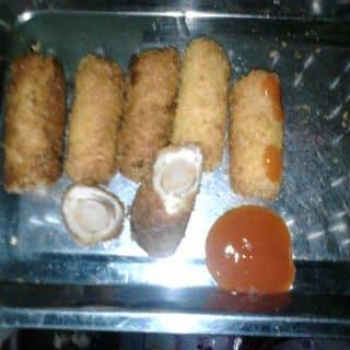 Sandwich kẹp xúc xích của ngophuonghoa tại 24 Nguyễn Huệ, Thành Phố Qui Nhơn, Bình Định - 732690