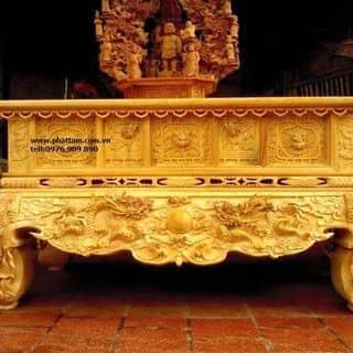 Sập thờ của tuyen12310 tại Vĩnh Phúc - 2931467