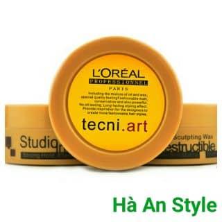 Sáp vuốt tóc Loreal vàng cam của haanstyle tại Hải Dương - 2011004