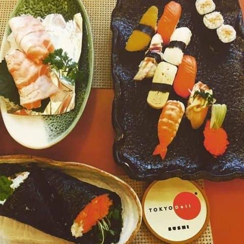 Sashimi cá hồi - 1181867 dandelions40 - Tokyo Deli - Võ Văn Tần - 425 Võ Văn Tần, Quận 3, Hồ Chí Minh