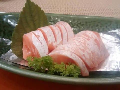 Sashimi lườn cá hồi - 113106 truc908 - Tokyo Deli - Điện Biên Phủ - 250A Điện Biên Phủ, Quận 3, Hồ Chí Minh