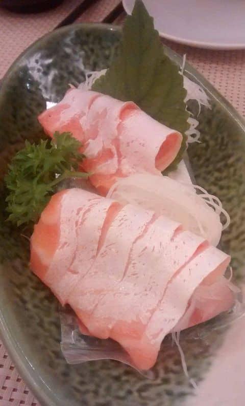 Sashimi lườn cá hồi - 122961 hamatha1 - Tokyo Deli - Võ Văn Tần - 425 Võ Văn Tần, Quận 3, Hồ Chí Minh
