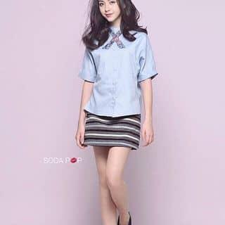 Scallop shirt from sodapopp21 của levy831 tại 26 Lý Tự Trọng, Bến Nghé, Quận 1, Hồ Chí Minh - 3516241