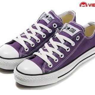 (Sell off đến 3/3)Giày converse Chuck Taylor Tím của tuanviet17 tại Hồ Chí Minh - 2731812