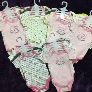 Set 5 bodysuit baby gear của gngbabyshop tại Hồ Chí Minh - 3166889
