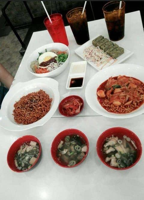 Set ăn Hàn Quốc - 1965387 ngoclinh.2711 - Hanuri Korean Fast Food - Xô Viết Nghệ Tĩnh - 30-30B Xô Viết Nghệ Tĩnh, Quận Bình Thạnh, Hồ Chí Minh
