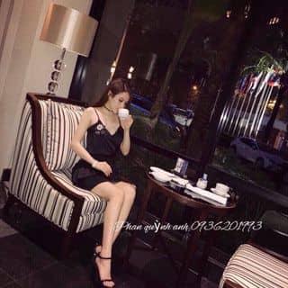 Set áo 2 dây váy bèo tk của icuccuc tại Bà Rịa - Vũng Tàu - 2933914