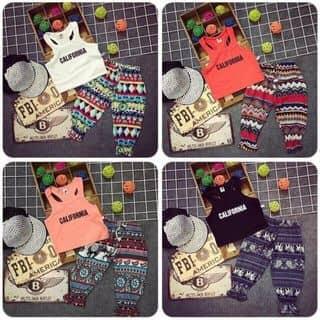 Set áo ba lỗ và quần của doanlynh91 tại Hồ Chí Minh - 3186342