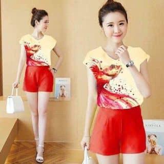 Set áo cá quần short cam của ducnhi0412 tại Hồ Chí Minh - 2955396