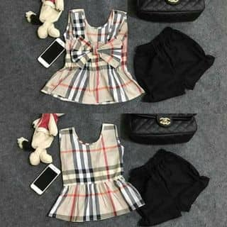 ➖Set áo nơ lưng + quần xinh cho bé của lactam4 tại Bắc Ninh - 3149315