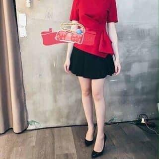 Sét Áo peplum tà xéo+ chân váy xếp li của nguyenthihang38 tại Hồ Chí Minh - 2922806