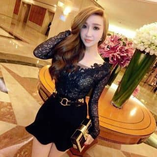 Set áo ren + chân váy bèo lai của lehieu263 tại Trà Vinh - 2316088