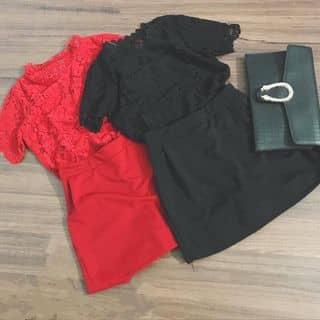 Sét áo ren quần giả váy ( siêu hot ) của giangkeohpv96 tại Hải Phòng - 2954002
