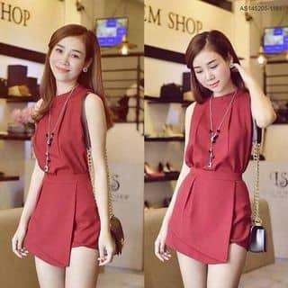 Set Áo sât nách+ quần giả váy xinh iu của nguyenthihang38 tại Hồ Chí Minh - 2945590