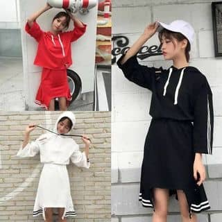 Set áo + váy của thanhhthuy18 tại 01688383313, Thị Xã Từ Sơn, Bắc Ninh - 2922033