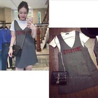 Sét áo váy yếm  của ttquynhtrang99 tại 4 đường 7/5, Thành Phố Điện Biên Phủ, Điện Biên - 889240