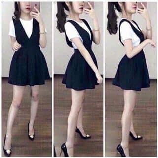 Set áo + váy yếm xoè của housejen tại Lai Châu - 2032792