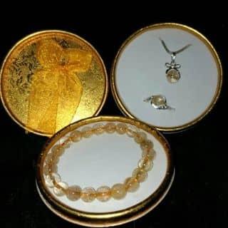 Set đá thạch anh tóc vàng của nhebinhyen20 tại Quảng Trị - 2630841