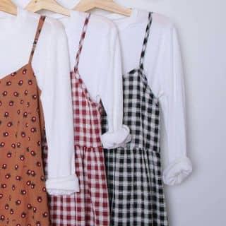 Set đầm caro nữ #185k của lapis tại Hồ Chí Minh - 2875217