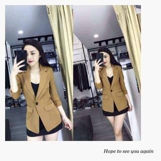 Sét đầm thun sát nách + áo vest ngoài so hot  của kabikabi2 tại 24 Phùng Văn Cung, phường 7, Quận Phú Nhuận, Hồ Chí Minh - 2081924