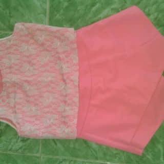 Set đồ croptop hồng cho bé của sunny0128 tại Hồ Chí Minh - 3725521