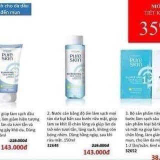Set dưỡng da pure skin của dungviet123 tại Điện Biên - 2564852