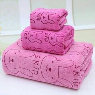 Set khăn 3 món của thanhthanh1039 tại Cần Thơ - 3106116