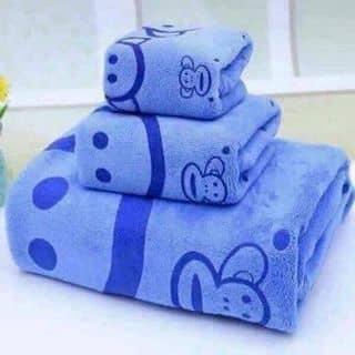 Sét khăn tắm 3 món của congchualuulytb89 tại Phú Thọ - 2811636