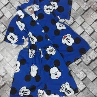 Sét ngủ pijama gấu dài siêu hot ( hàng nhập y hinhg 100%) Hàng quảng châu của ngaquynh105 tại Cà Mau - 2764537