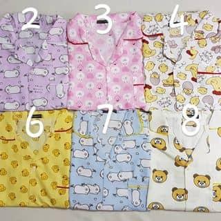 Set pijama họa tiết kate cute dưới 68kg nam nữ mặc được của hipu_173 tại Hồ Chí Minh - 3775566