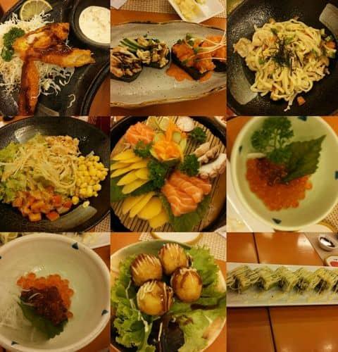 Set sashimi - 204812 piepie - Tokyo Deli - Điện Biên Phủ - 250A Điện Biên Phủ, Quận 3, Hồ Chí Minh