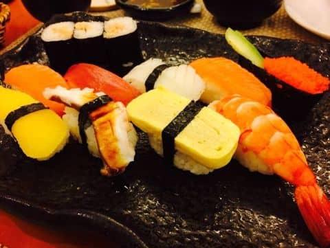 Set sushi thập cẩm  - 1099006 lalala_noodle_lololo - Tokyo Deli - Võ Văn Tần - 425 Võ Văn Tần, Quận 3, Hồ Chí Minh