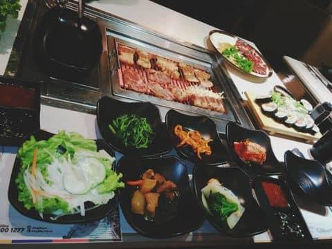 Set thịt + sushi - 670446 susanchung - King BBQ - Vincom Center - 72 Lê Thánh Tôn, Quận 1, Hồ Chí Minh
